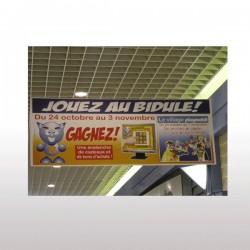 Affiche suspendue 250g M1 60 x 120 cm