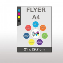Flyers Prospectus A4