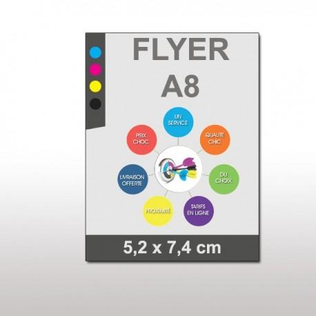 Flyers prospectus A8