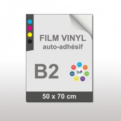 film vinyl b2