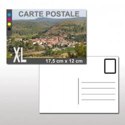 Cartes postales XL (17,5 cm x 12 cm)