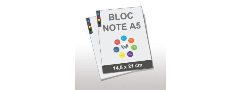 Blocs Notes encollés A5